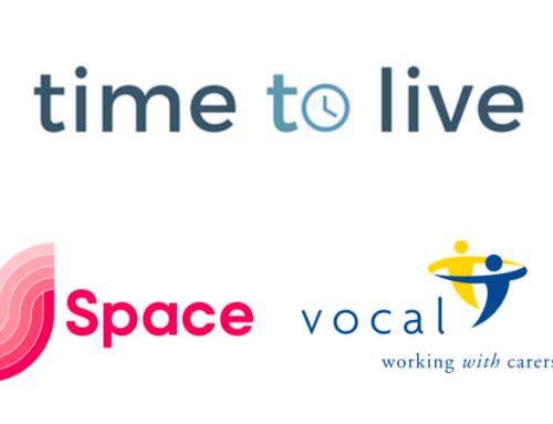Time to Live programme for Young Carers