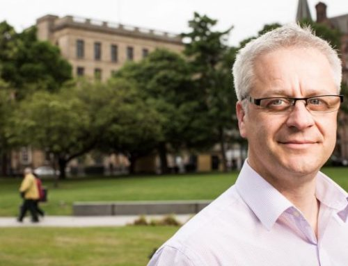 New Chief Executive appointed at Space & Broomhouse Hub